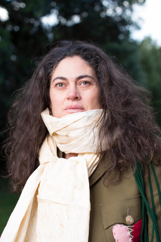 Rosanna Raymond - Artist