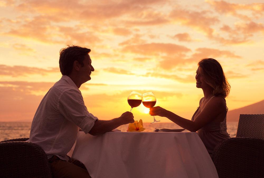 A Perfect Beach Date -