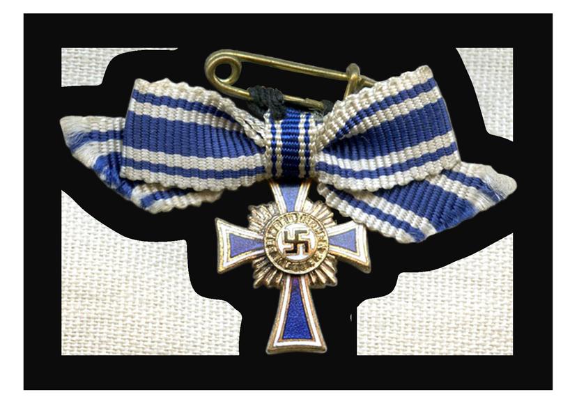 Image of German Mother's Cross.