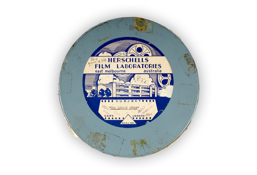 Image of a film cannister.