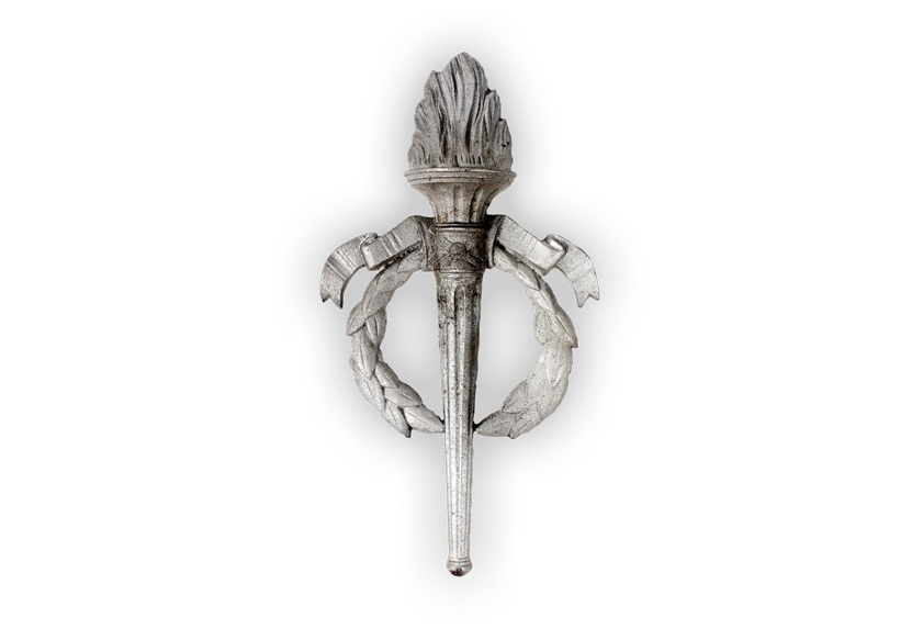 Image of Legacy torch.