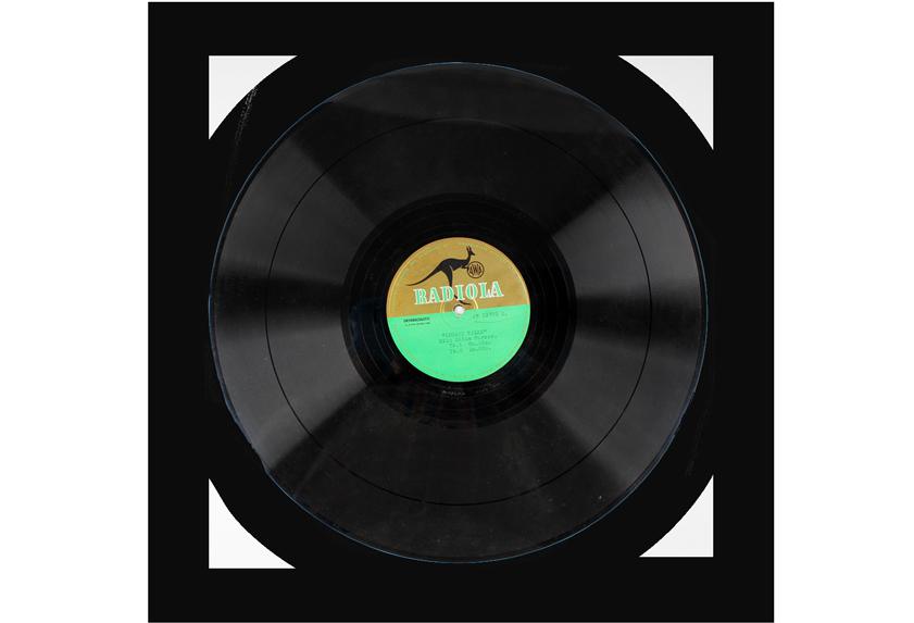 Image of vinyl.