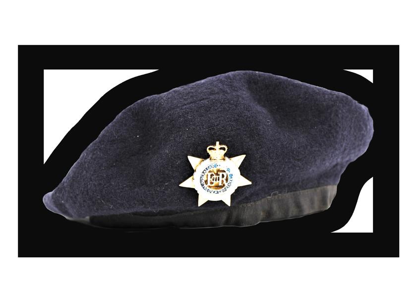 Image of Royal Australian Corps of Transport beret.