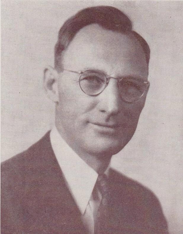 Mr. J. Brackin Kirkland - 1942 - 1949