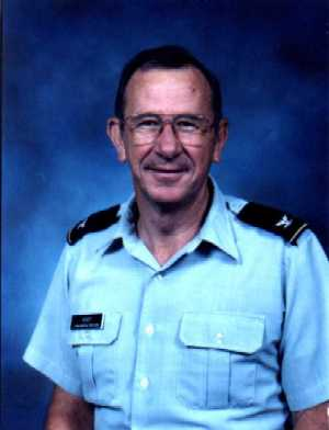 COL Albert Hovey - 1989 - Feb. 1999