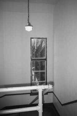 The Stairwell and the narrow window 1999