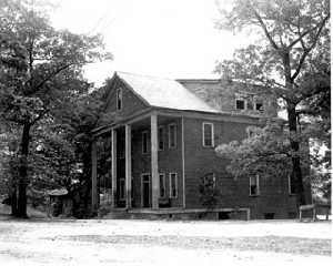 Alabama Hall (Boys' Dormitory)
