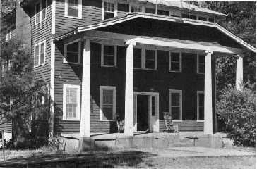 Allen House (Girls Dormatory)