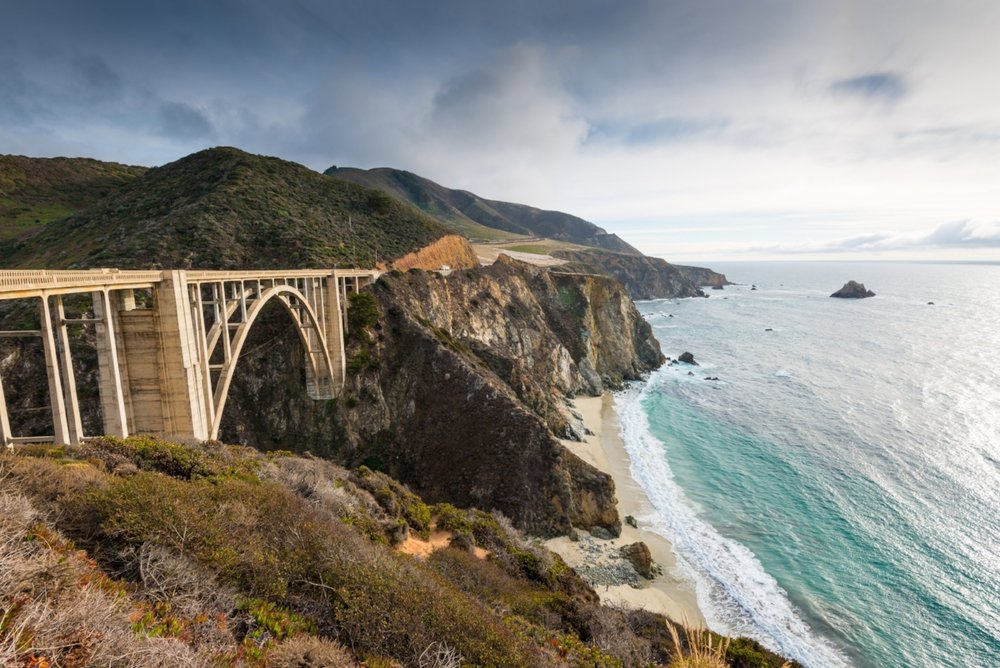 Big Sur California Living