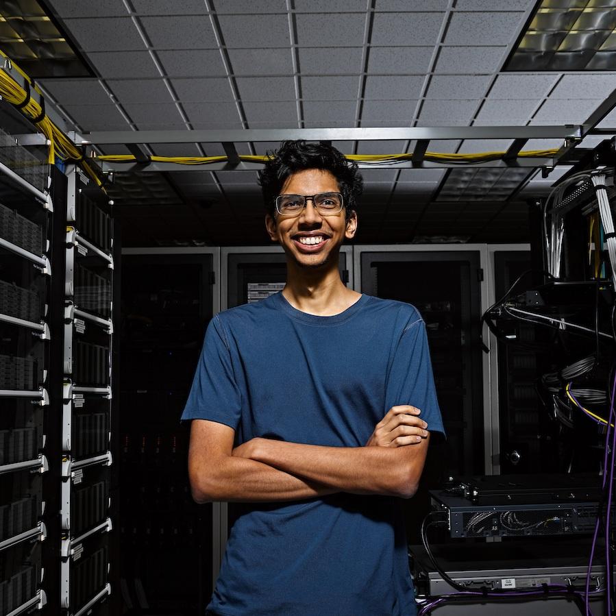 Dhasharath Shrivathsa - CEO of Radix Labs