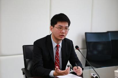 Chien-Chih Lin - Institutum Iurisprudentiae, Academia Sinica, Taiwan