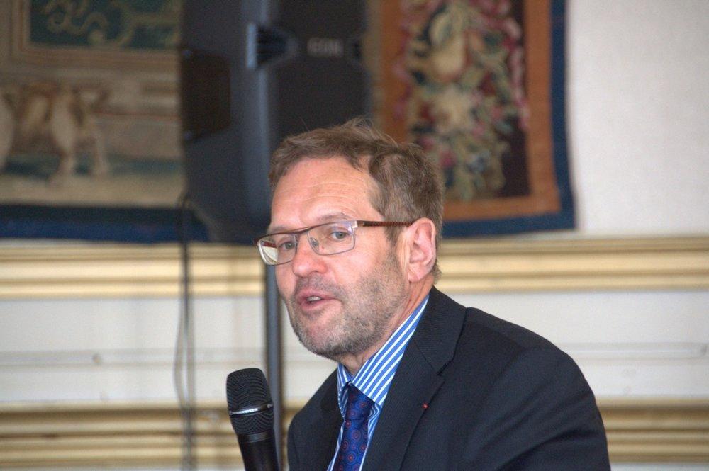 Bertrand Mathieu - Sorbonne Université Paris 1