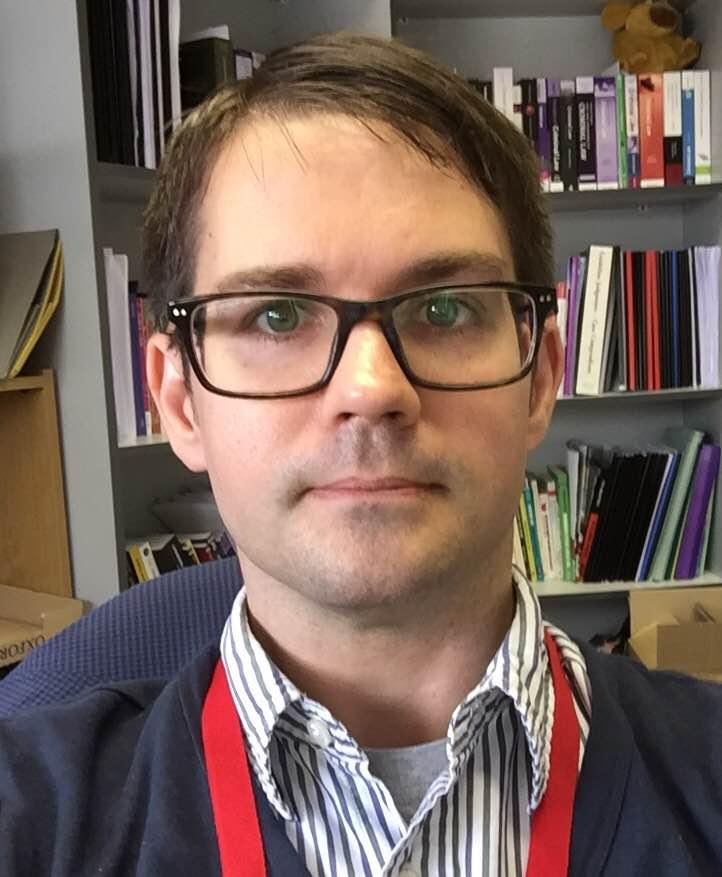 Brian Christopher Jones - Liverpool Hope University