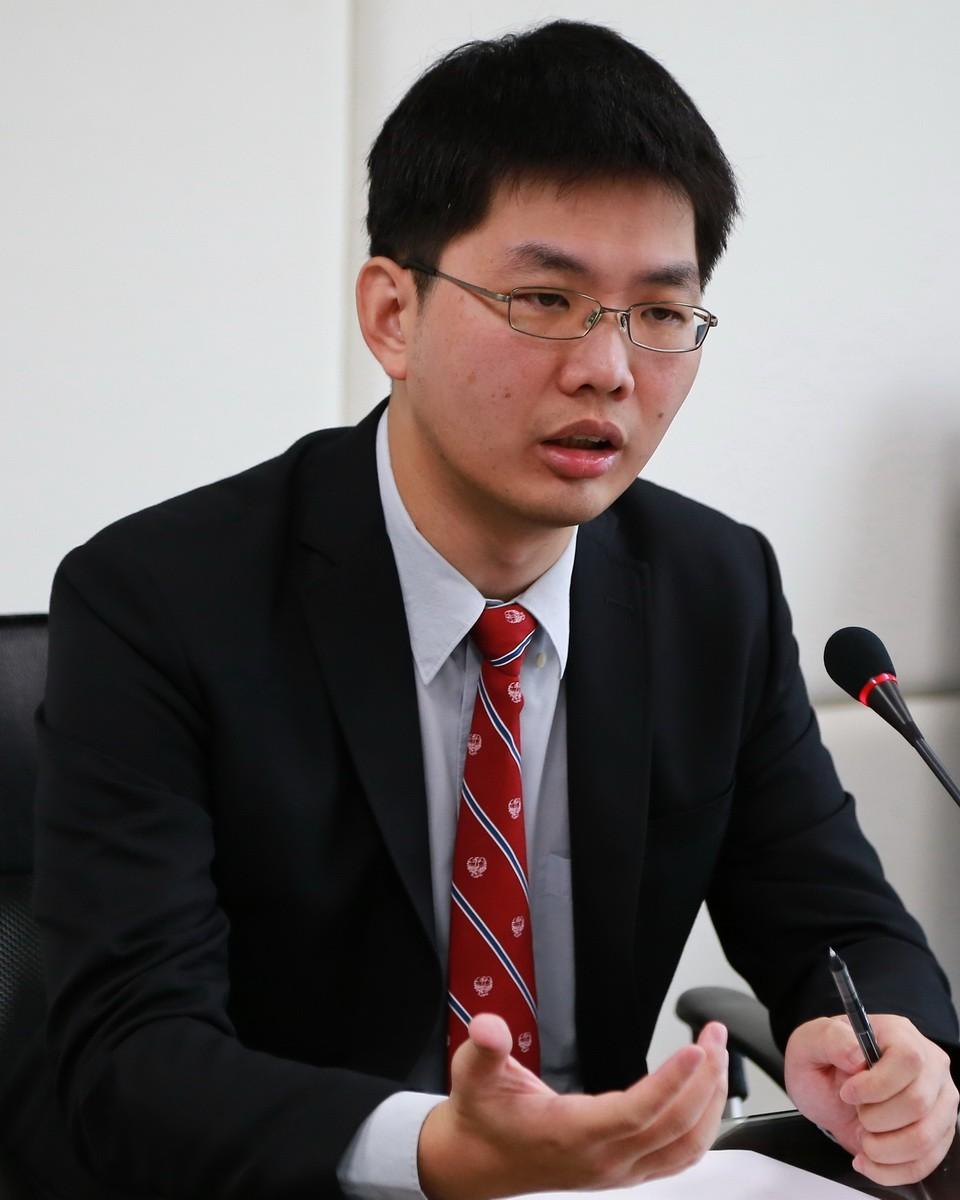Chien-Chih Lin - Institutum Iurisprudentiae, Academia Sinica