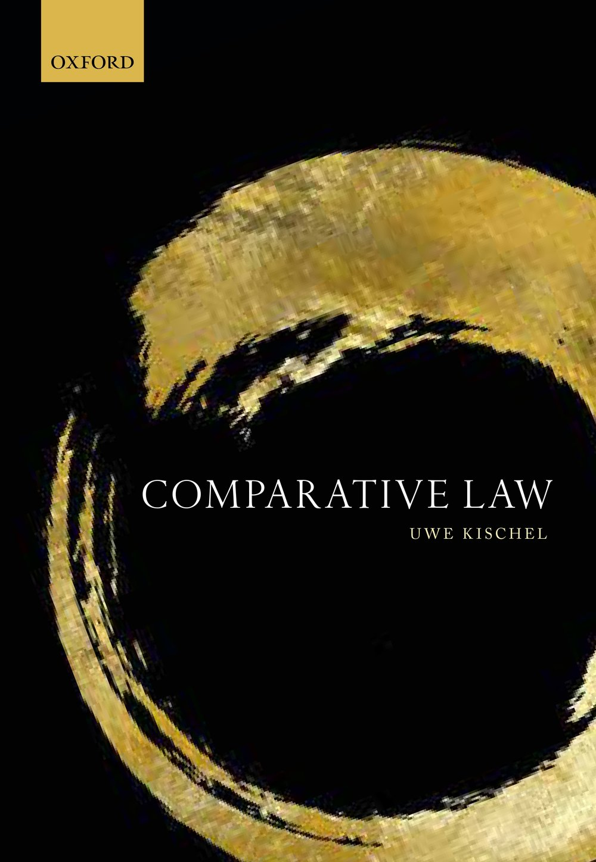 Comparative Law - Uwe Kischel