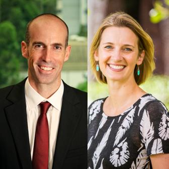 Gabrielle Appleby & Andrew Lynch - UNSW