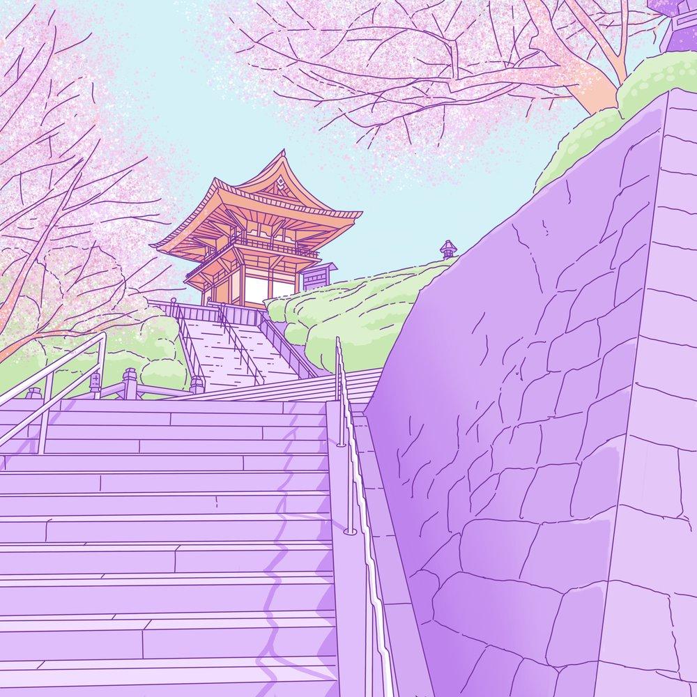 Lost in Japan series