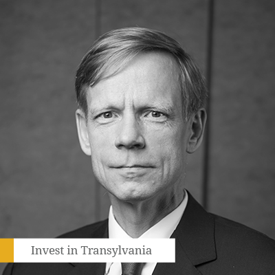 Steven van Groningen - President & CEO  Raiffeisen Bank Romania