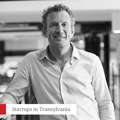 Alain Heureux - Entrepreneur-in-Residence, Brussels Creative