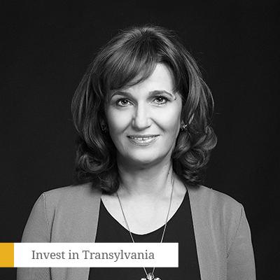 Simona Baciu - Founder Transylvania College