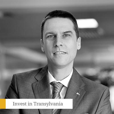 Sebastian Metz - Director general Camera de Comerţ şi Industrie Româno-Germană (AHK România)
