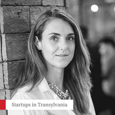 Ana Maria Udriște - Founder U-Legal, Avocatoo Co-founder Jurio