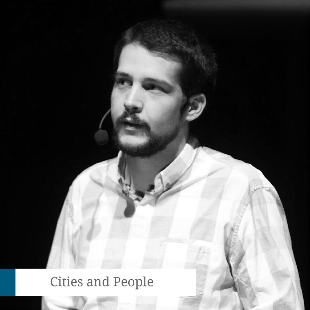 Claudiu Ceia - Cofondator CivicTech RomâniaClaudiu crede cu pasiune că relația dintre cetățeni și administrația publică poate fi îmbunătățită prin tehnologie. Cu 10+ ani de experiență în dezvoltarea software – din care 4 chiar la Facebook –Claudiu e 'ambasadorul local' al CivicTech România în Alba Iulia, unde coordonează proiecte de digitalizare civică dezvoltate în parteneriat cu Primăria Alba Iulia și îi învață programare pe copii în cadrul Coder Dojo Alba Iulia.