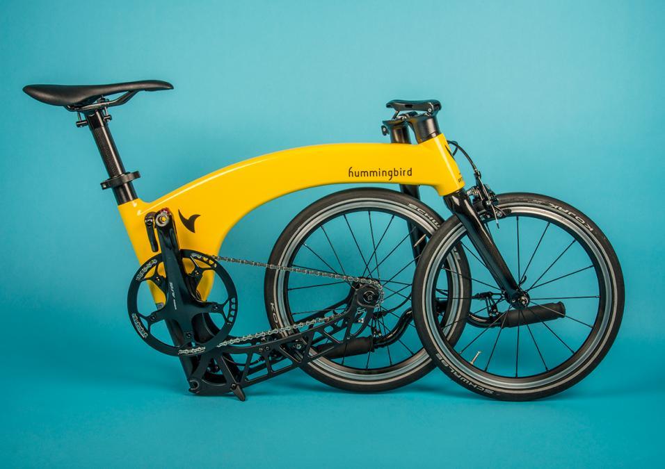 Press reviews — Hummingbird Bike - The Lightest Folding Bikes In The ... 300d3865d
