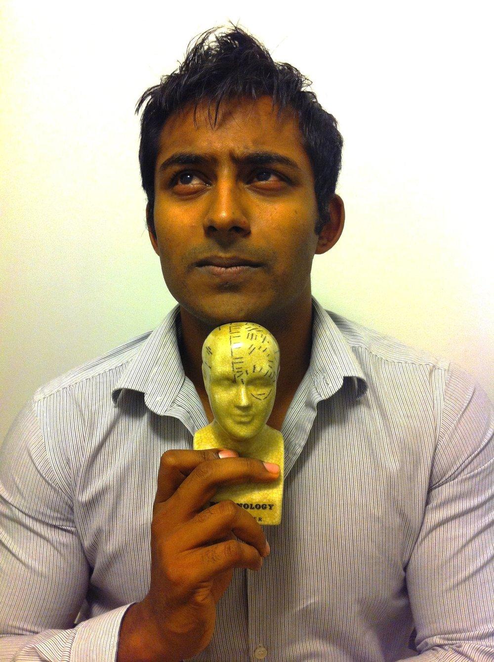 02nd Prize Disfigured Dignity by Sohom Das (Category: Literary) -