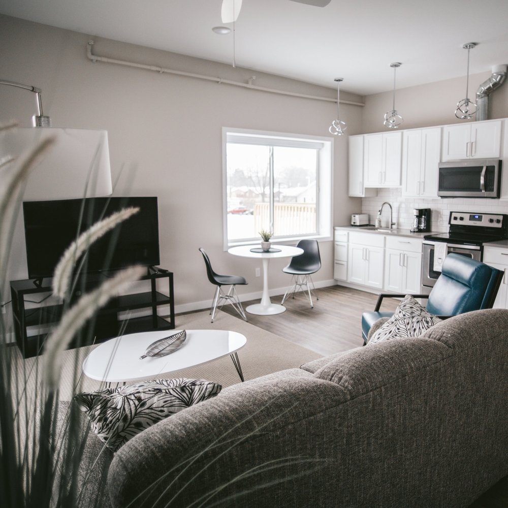 SUITES - for families or groups of four to eight people