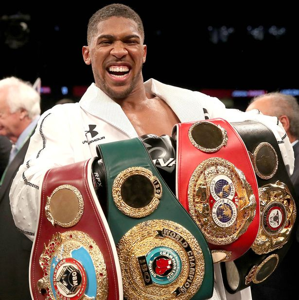 Who knows what is happening on the Deontay Wilder side of the  Anthony Joshua  courtship?   It doesn't really matter. The AJ show is rolling on with or without him.     The announcement of successive Wembley Stadium shows is a bold move on behalf of Joshua's promotion team. It reflects both the power of Joshua in the market and the strength of British boxing as a whole.  The sport on this side of the pond has never been in better shape — before James DeGale relinquished his IBF super middleweight belt last week, Britain had  seven  world champions across the four major sanctioning bodies.   As the holder of the WBA, IBF and WBO heavyweight belts, Joshua is...   Click here  to view the full article by The Mirror.