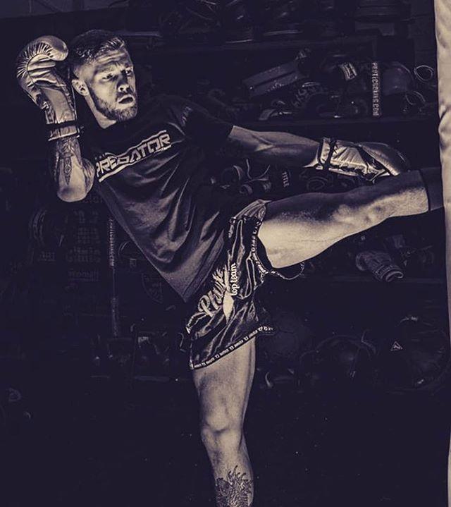 #Repost @predatorfightwear with @get_repost ・・・ Don't practice until you get it right, practice until you can't get it wrong! 📸 @thedogmannn #PredatorFightwear