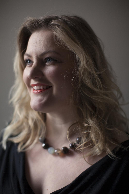Catharine Woodward - Soprano