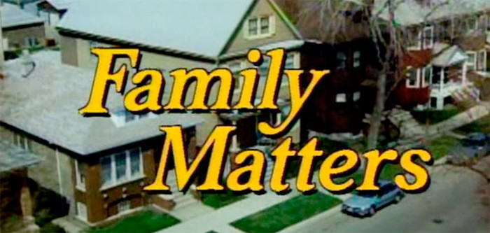 #T2 - Family matters (8.6/10 STARS) - Mama. Winslow. Is. The. Boss.
