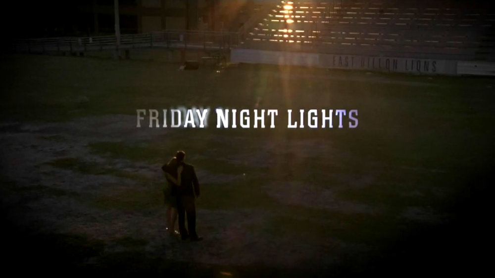 #T2 - Friday Night Lights (8.6/10 STARS) - You guys … this is not the same as Varsity Blues.