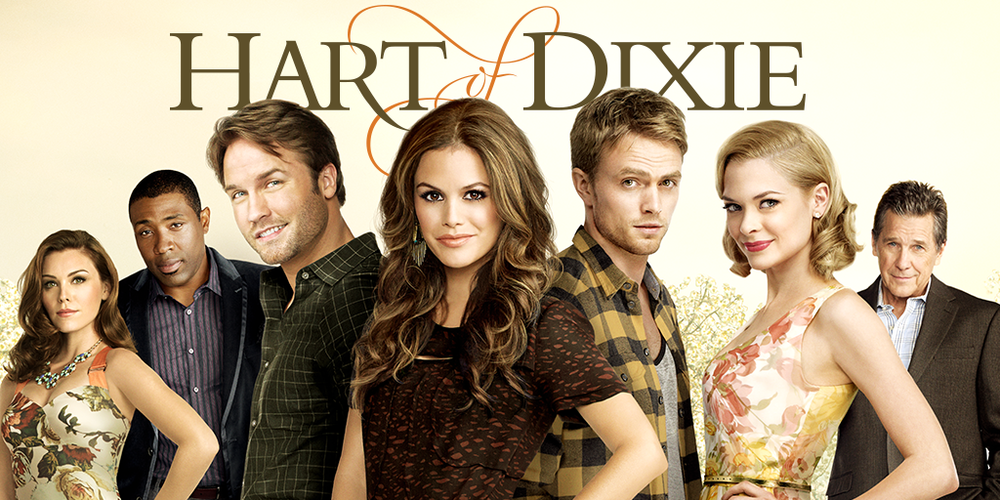 #14 - Hart of Dixie (4.6/10 Stars) - The headstones are too close together and y'all know it.