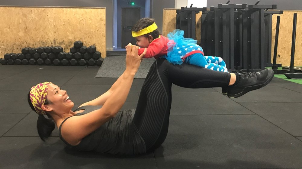 How to get back to fitness post baby Amy physio effect glasgow