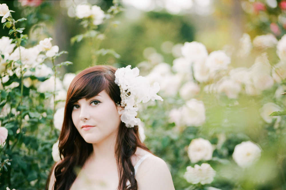 Film portrait by Rachel Sima Photography