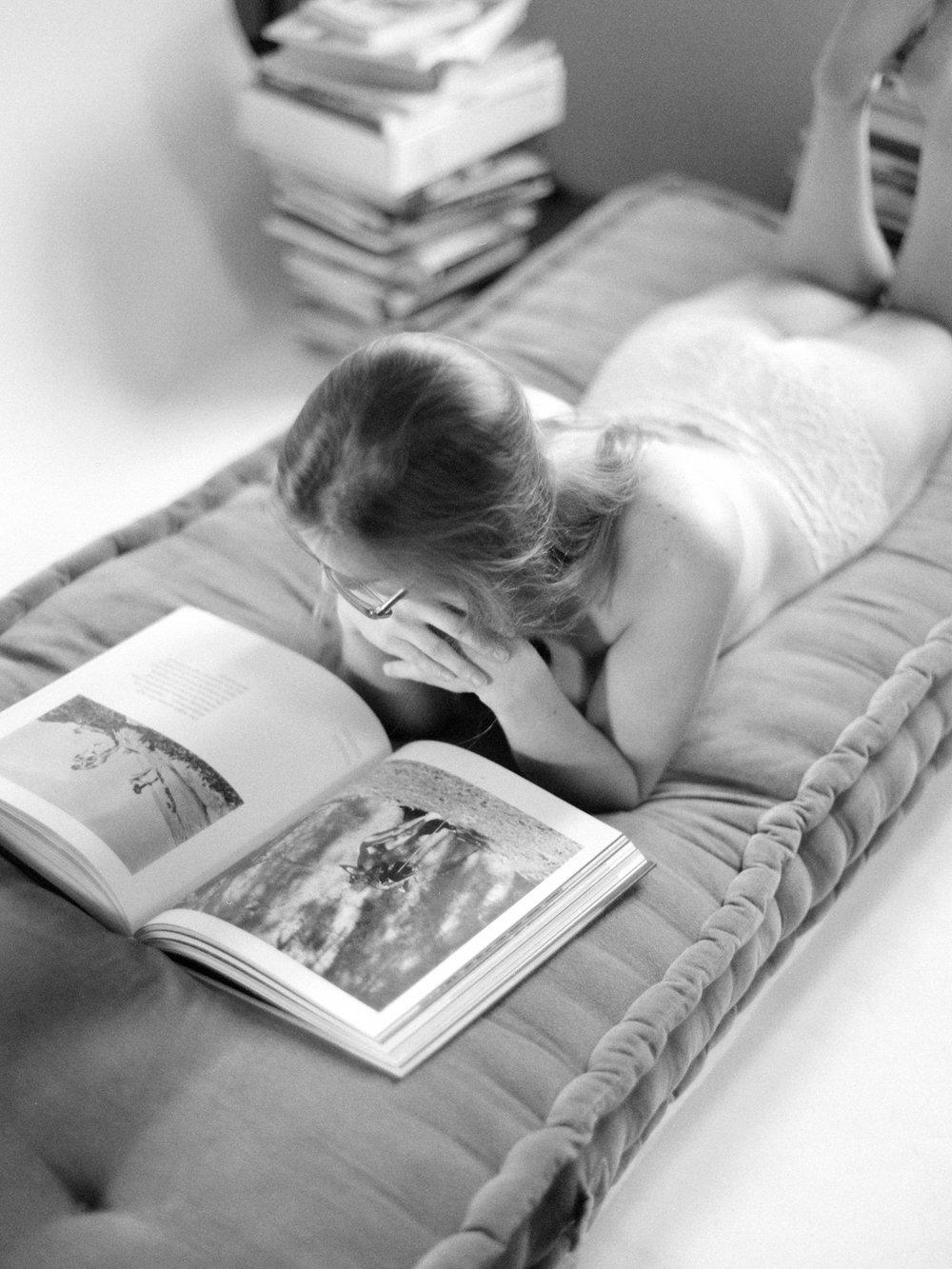 boudoir reading