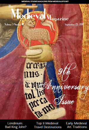 Sale! Issues for just $1 99 — The Medieval Magazine