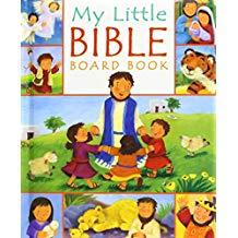 Copy of My Little Bible Board Book