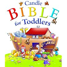 Copy of Candle Bible for Toddlers by Juliet David