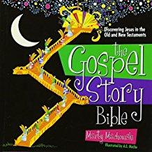 Copy of The Gospel Story Bible by Marty Machowski