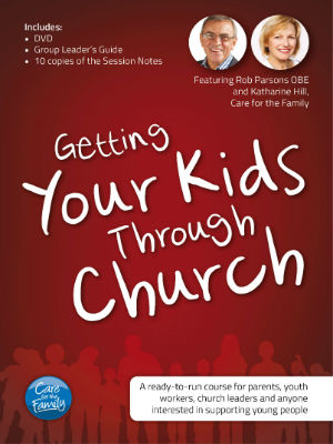Copy of Getting your Kids through Church
