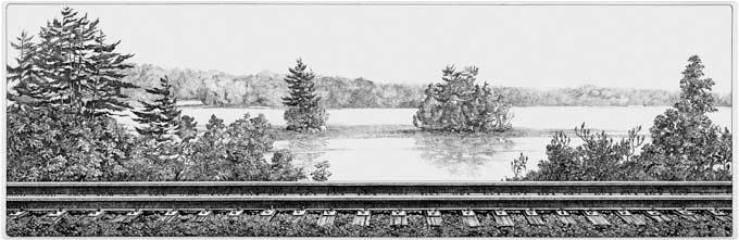 Christie Lake Railroad (2005)