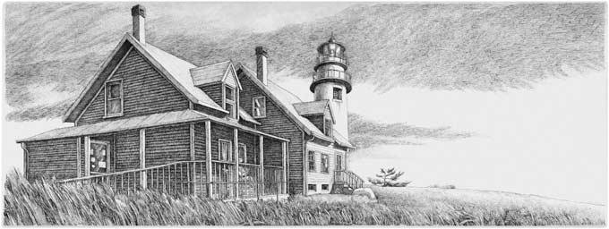 Cape Cod Lighthouse (2007)