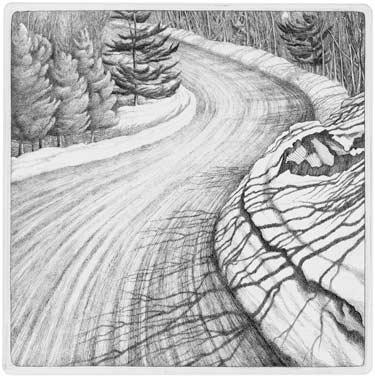 Snowy Road (2008)