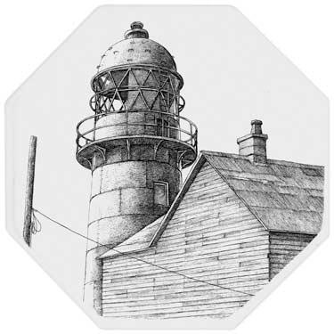 Ferryland Lighthouse, Newfoundland (1993)