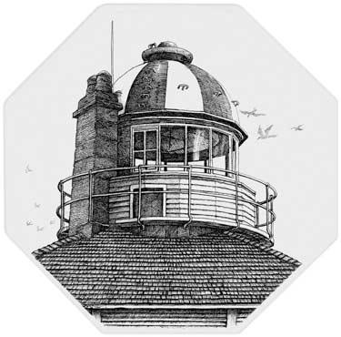 Cape Spear Lighthouse, Newfoundland (1993)
