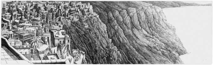 Santorini, Greece (1999)